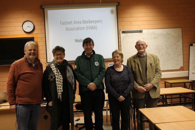 Fastet area beekeeping association first meeting
