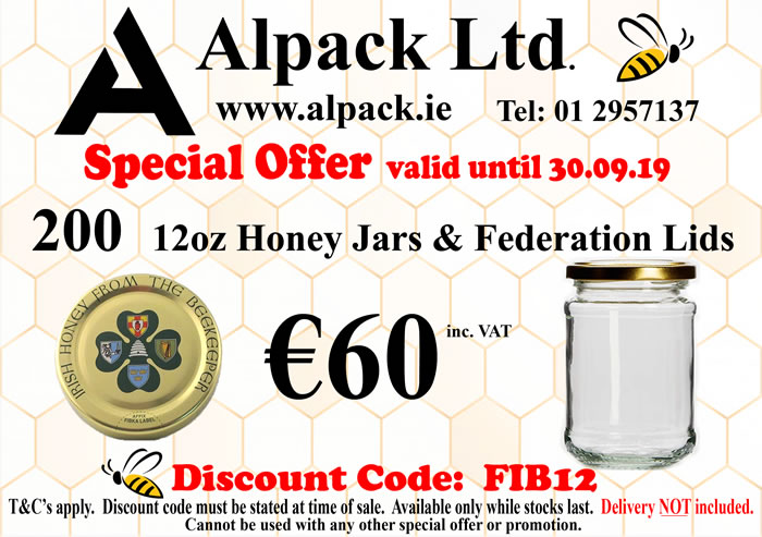 Local Honey Suppliers - The Federation of Irish Beekeepers
